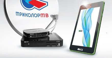 Комплект с двумя ресиверами и планшет