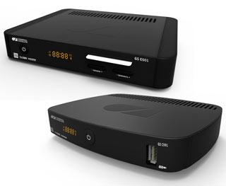 Система на 2 телевизора GS-E501-GS-C5911