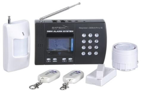 GSM-сигнализация Sapsan GSM Pro 5T